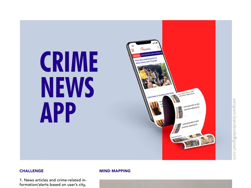 News App Concept- UX design art newsapp uxdesign ui ux app