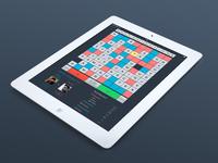 SpellTactics iOS7 for iPad