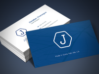 Joyride Business Card