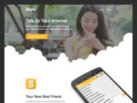 Skyvi Website Update