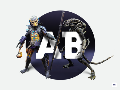 Predator vs. Alien blog envybox post aliens alien predator ab test