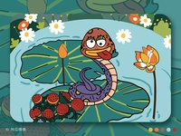 十二生肖-巳蛇