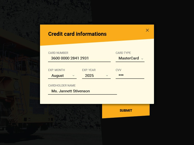 Daily UI - Day 002 - Credit Card Checkout checkout dailyui 001 signup ui mobile day002 flat form input interface