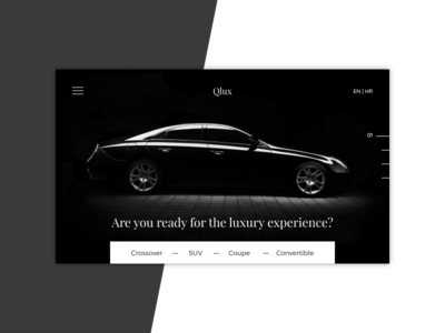 Daily UI - Day 003 - Landing Page