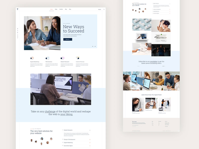 Thorsten - Business Consulting corporate company portfolio marketing startup consulting business clean modern theme wordpress