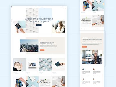 Thorsten - Business Consulting advisor company corporate marketing consulting agency business clean modern creative portfolio theme wordpress