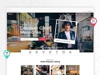 UrbanGo - Homepage