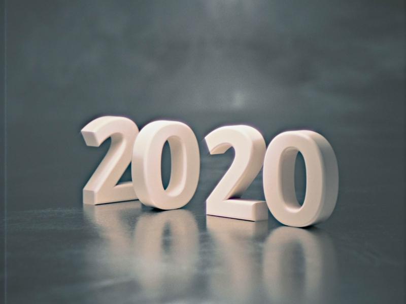 2020 redshift c4d after effects new year 2020 nostalgia nostalgic retro
