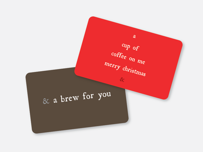 gift cards by bailey hayne dribbble