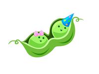 Sweet Pea Birthday