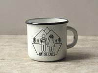 Nature Calls Mug