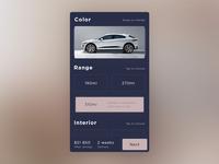 Electric Cars Calculator