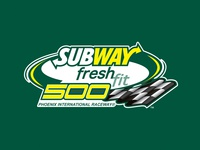 Subway Fresh Fit 500 Entitlement Logo