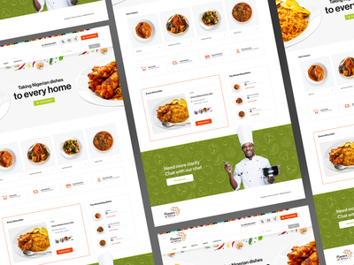 Africa Delivery food in UK food and drink ux design food delivery food truck dashboard typography userxperience interaction design ux user interface user experience ui adobe xd design