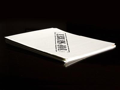Project Milligen - Self Branding resume portfolio file dossier secret top self-branding