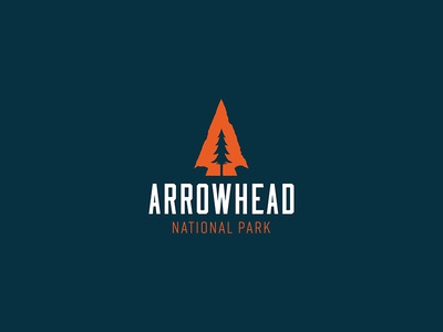 Arrowhead National Park Logo