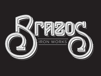 Brazos Iron Works | Concept 2