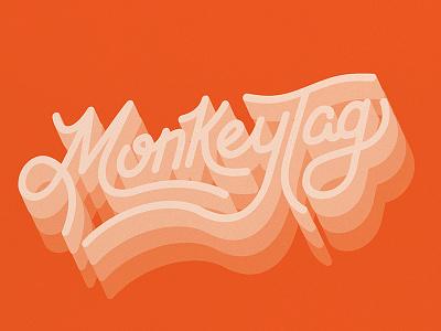 Type Exploration 03 | MonkeyTag design lettering monkeytag exploration type
