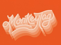 Type Exploration 03 | MonkeyTag