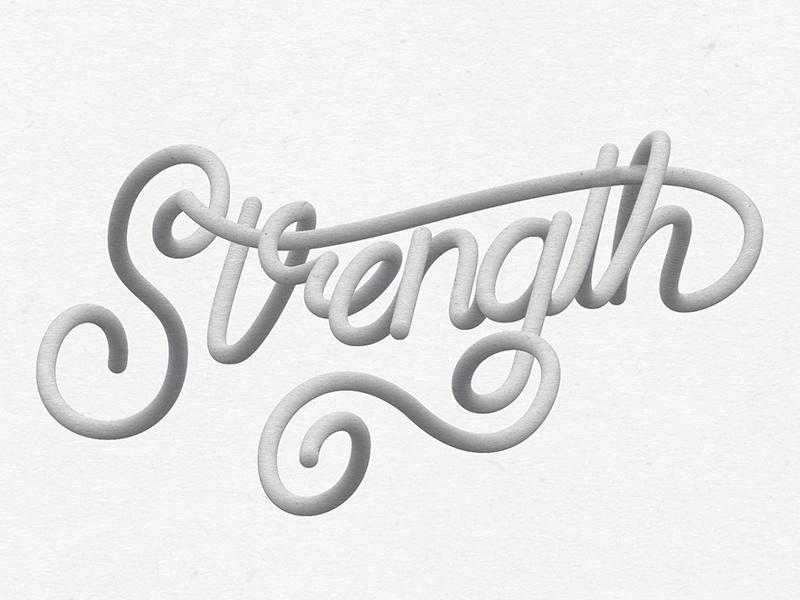 Strength dribbble