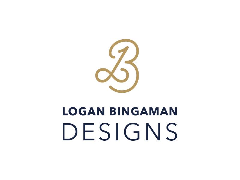 Logan Bingaman Designs design graphic branding freelance identity logo