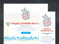 Official Dribbble Meetup - Apr 9 (Toronto)
