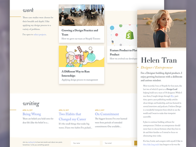 V9.0 Launch blog grid layout typography launch portfolio motion responsive design mobile landing page website redesign