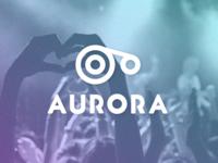 Aurora - Collect Concerts — Branding