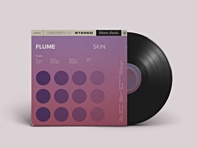 flume skin by f o c i dribbble dribbble