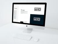 AMO Customs - Brand Guidelines