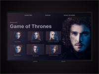 Game of Thrones TV App