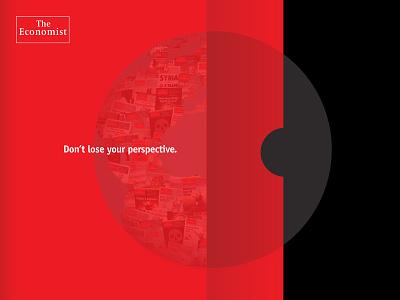 The Economist brochure layout branding print brochure design visual design design creative direction art direction