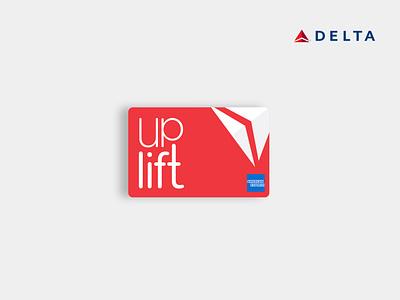 Delta Airlines Employee Rewards logo naming vector designer identity identity design typography logo design delta airlines airline icons set art direction logo branding visual design creative direction