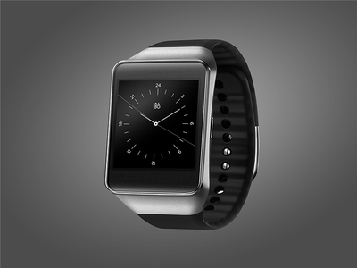Unused concept for B&O watchface watchface watch bo