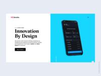 Zensite Design Agency Hero