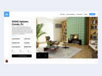 Habitat Interior Design Project Page