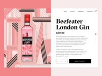 Gin Themed/Branded Product Page