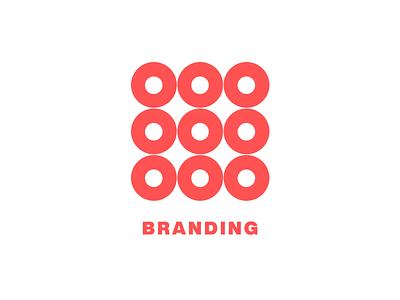 Branding Pattern brand branding design vector uiux ui minimal simple branding agency zensite icon branding