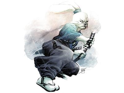 Usagi Yojimbo dark horse comics stan sakai usagi yojimbo