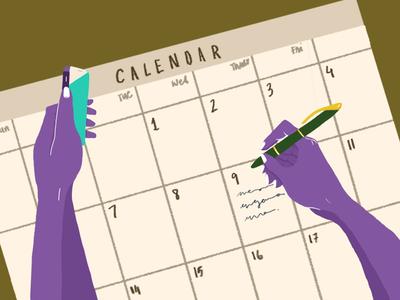 Mastering An Advanced Content Calendar