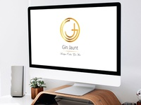Gin Jaunt Logo Design