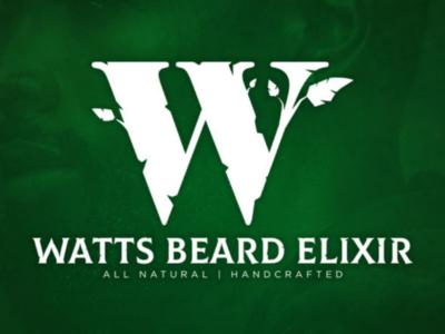 Watts Beard Elixir logo