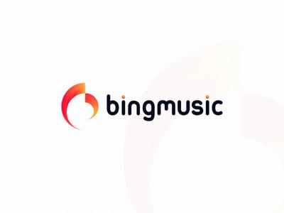 Bing Music logo