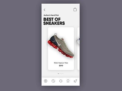 Kicks animation 2d fashion shoes animation nike sneakers