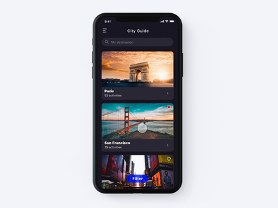 Explore - Adobe XD