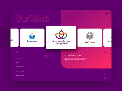 Design Agency - Portfolio