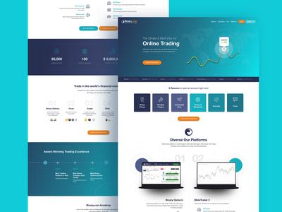 Binary Trading Company - Homepage