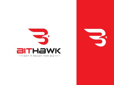 BitHawk Logo Concept - V2