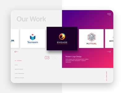 Design Agency - Our Work