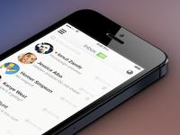 Clean & simple email app